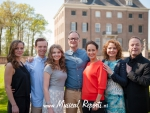 Castpresentatie 'The Sound of Music'