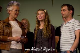 Castpresentatie Droomvlucht de musical
