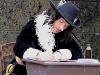 Cyrano; een impressie van de voorstelling met Sjoerd Oomen