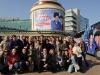 Mary Poppins arriveert in het Circus theater te Scheveningen