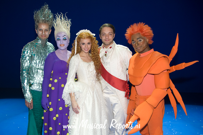 Première Keet In The Little Mermaid Musical Reports