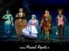 Shrek première curtain call