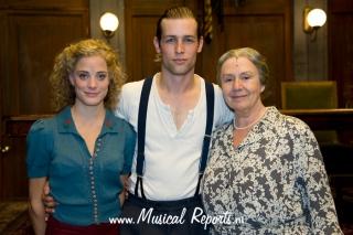 Soldaat van Oranje de musical: Nieuwe rekruten rukken uit